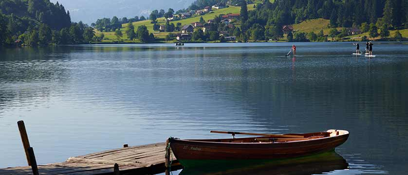 Bad Kleinkirchheim, Austria - lake activities.jpg